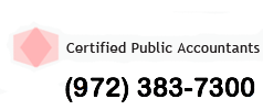 CPA Logo and Phone Number